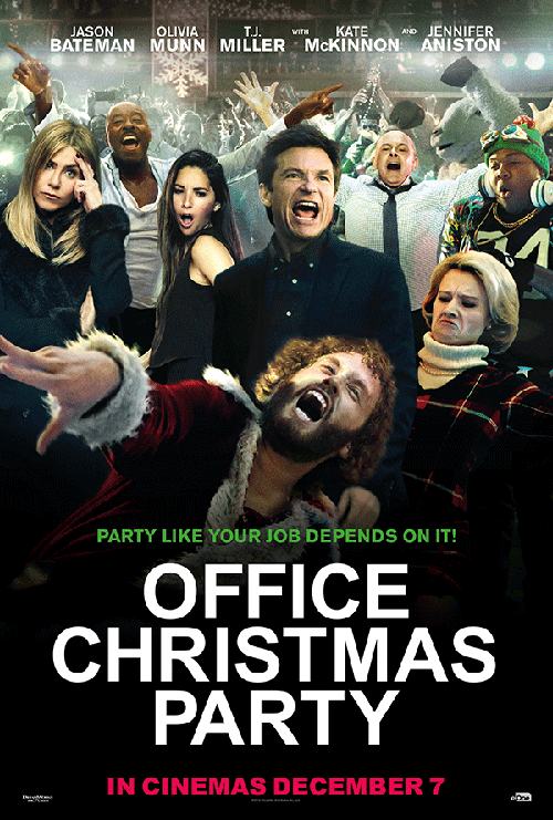 OfficeChristmasParty2016