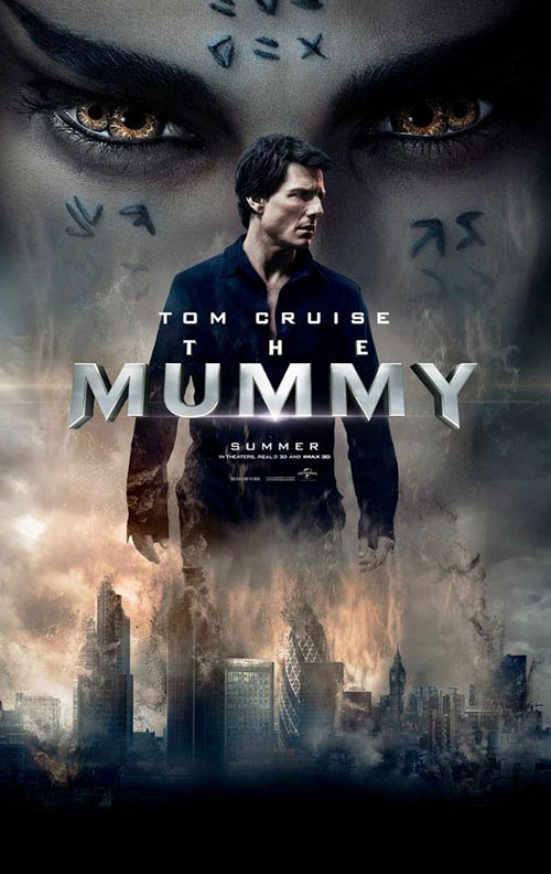 The Mummy movie poster