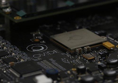 Custom electronics detail