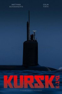 """Kursk"" movie poster"