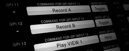 GPI triggering detail