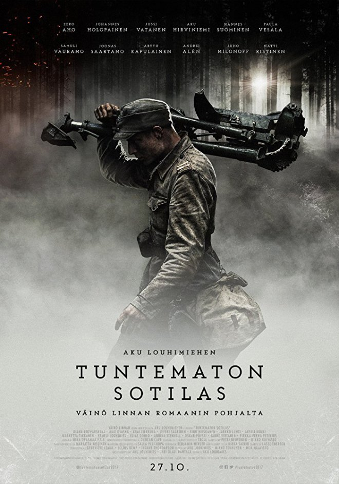 unknown soldier movie poster
